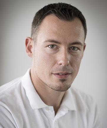 Damien FIACRE physiothérapeute Genève